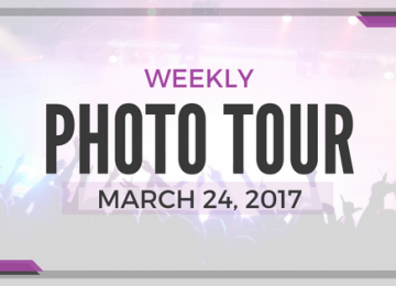 Weekly Photo Tour - March 24, 2017