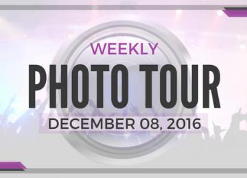 Weekly Photo Tour - December 08, 2016