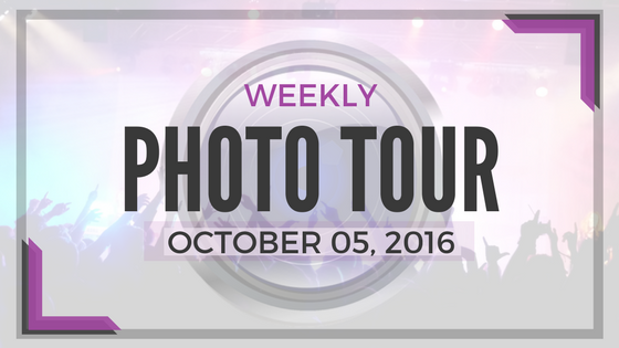 Weekly Photo Tour - October 05, 2016