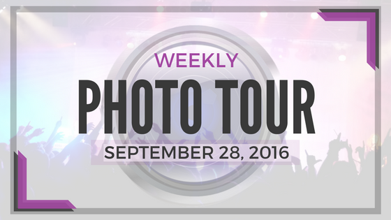 Weekly Photo Tour - September 28, 2016
