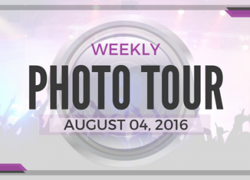 Weekly Photo Tour - August 04, 2016