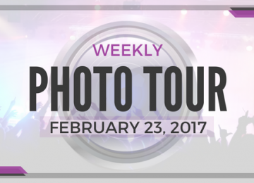 Weekly Photo Tour - February 23, 2017