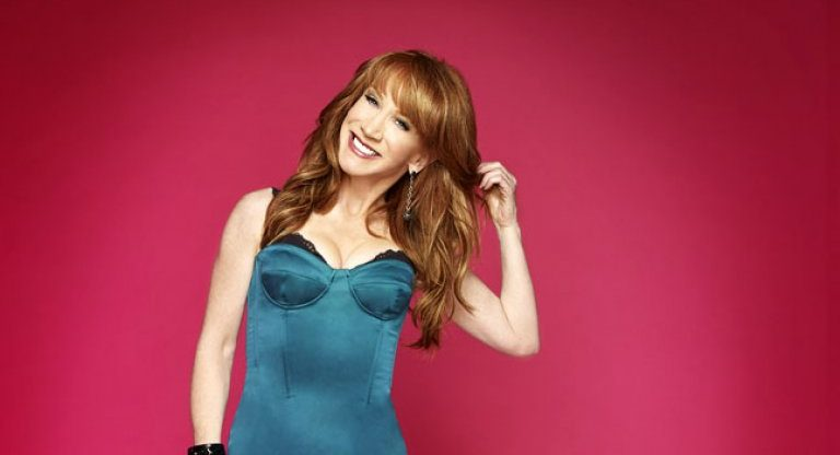 Comedian Kathy Griffin Fired By CNN Over Controversial Photo