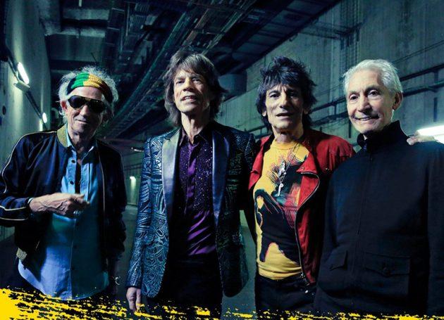 Stones To Tour Europe In 2017