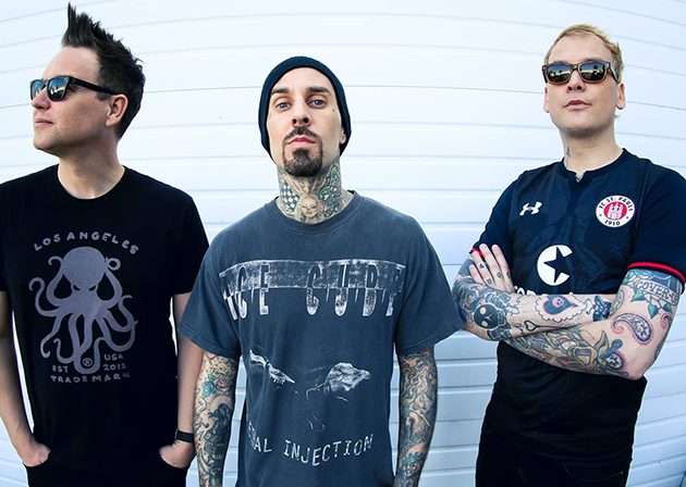 Blink-182 Pulls Out Of European Shows