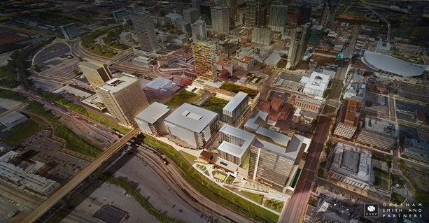 AEG Planning New Venue, Entertainment District In Nashville