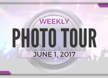Weekly Photo Tour - June 1, 2017