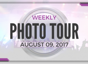 Weekly Photo Tour - August 09, 2017