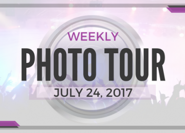 Weekly Photo Tour - July 24, 2017