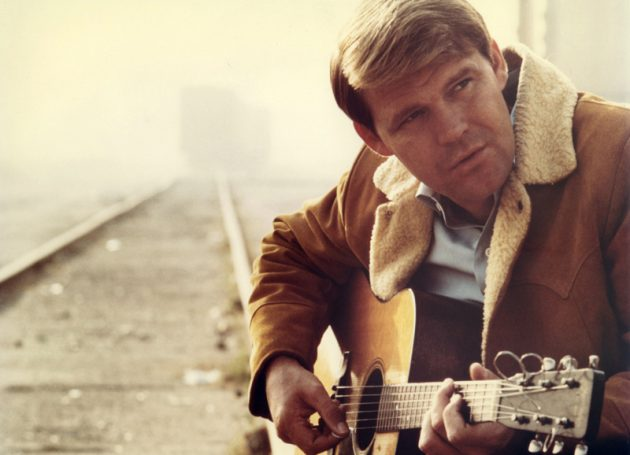 Country Music Great Glen Campbell Dies