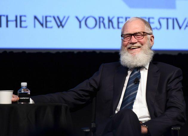 Letterman To Netflix