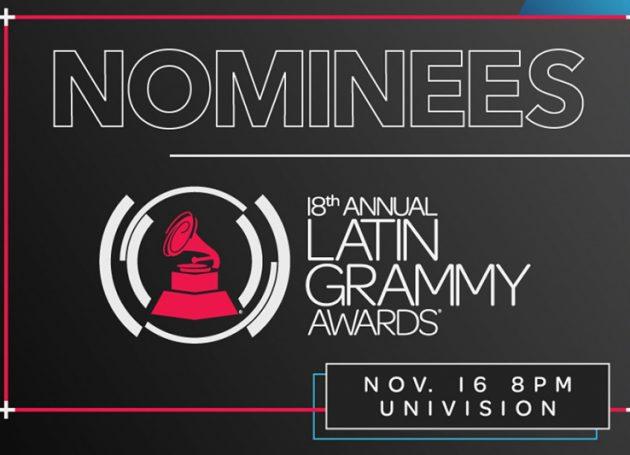 Residente, Maluma Lead 2017 Latin Grammy Noms