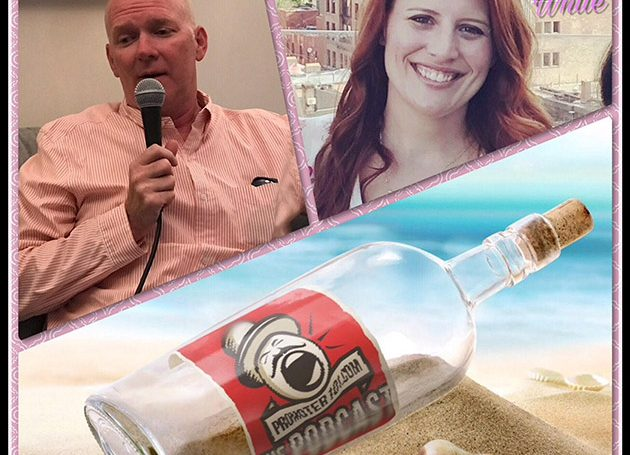 EPISODE #44: Bowery Presents' Jim Glancy and ICM Partners Megan White