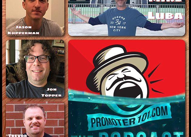 EPISODE #46: Mike Luba, Jason Brandt & Becca Leifer, AG's Trevor Swenson, Jason Kupperman
