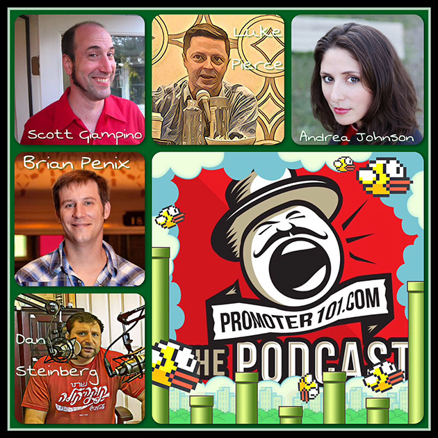 EPISODE #49: ICM Partners Andrea Johnson, The Triple Door's Scott Giampino, and ABI's Brian Penix