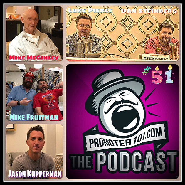 EPISODE #51: Mike McGinley AKA the Goon, Paradigm's Jason Kupperman, Argus' Mike Fruitman