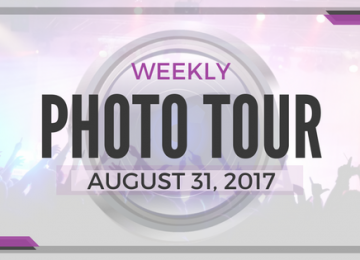 Weekly Photo Tour - August 31, 2017