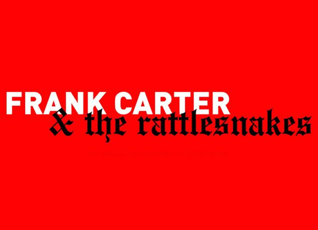 Frank Carter & The Rattlesnakes Cancel North American Tour