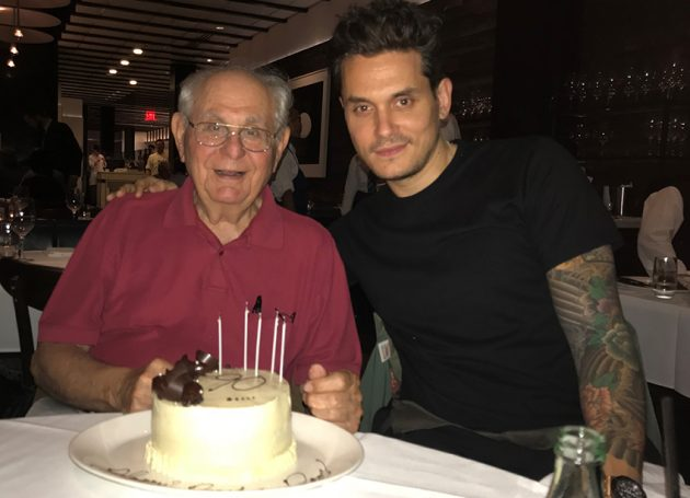 John Mayer Establishes A Scholarship To Honor His Dad