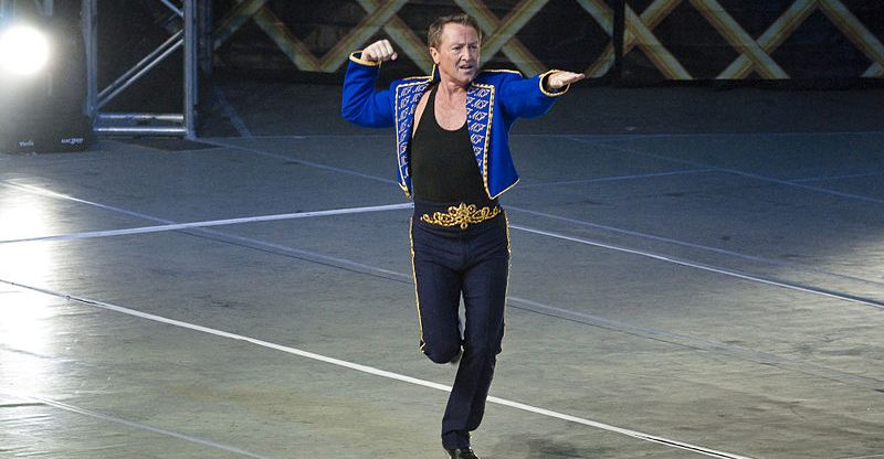 Michael Flatley Signs With CAA For Worldwide Representation