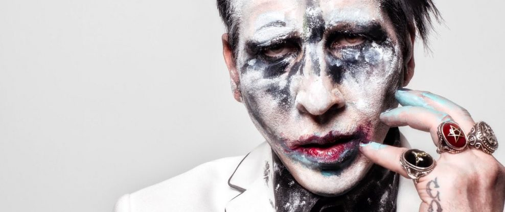 Marilyn Manson Misses A Show With The Flu