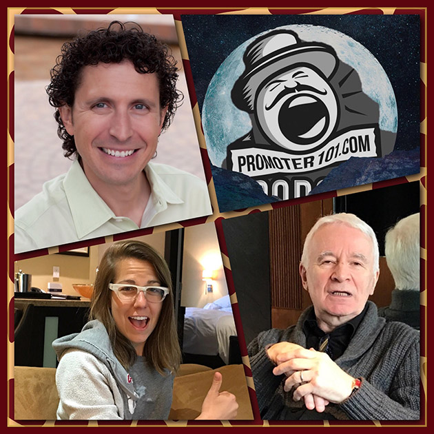 EPISODE #38: Manager Ed Bicknell, Internet Sensation Ali Spagnola, Attorney David Ratner