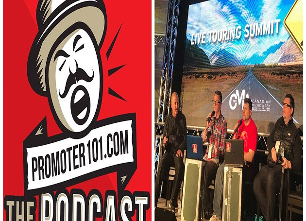 EPISODE #28: CMW LIVE Recording with UTA's Jack Ross, Goldenvoice's Elliott Lefko