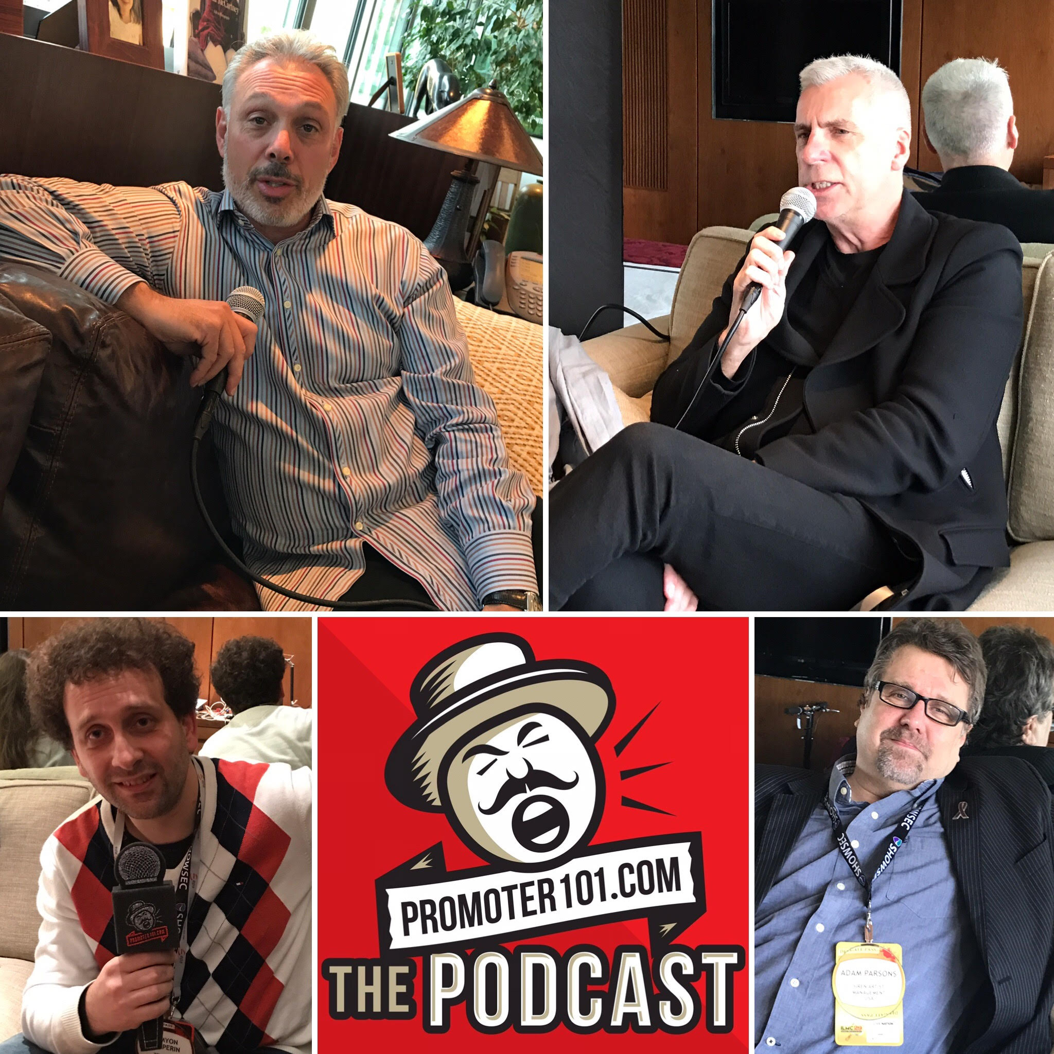 EPISODE #23: Solo's John Giddings, Gersh's Rick Greenstein, Siren's Adam Parsons