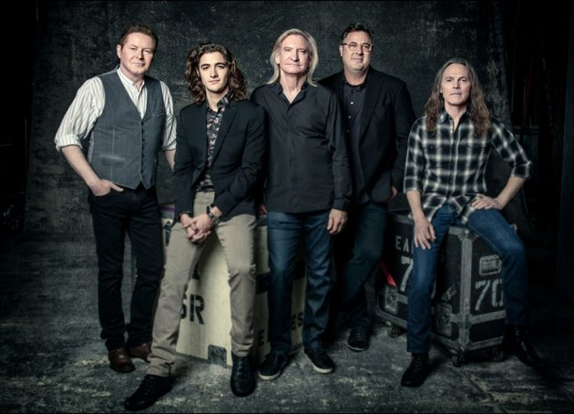 The Eagles Team Up WIth SiriusXM For Grand Ole Opry Show