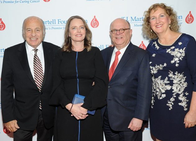 T.J. Martell Foundation's 42nd New York Honors Gala Funds Cancer Research