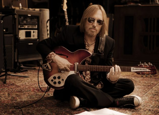 Previously Unreleased Tom Petty Song Published (Listen Here)