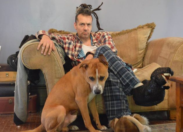 Former Faith No More Singer Chuck Mosley Passes