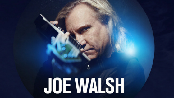 Joe Walsh's 70th Birthday Party