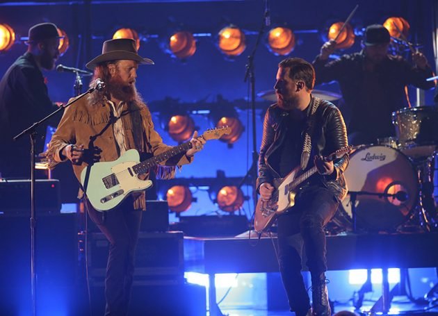 Garth Brooks Wins Entertainer Of The Year At 51st Annual CMA Awards