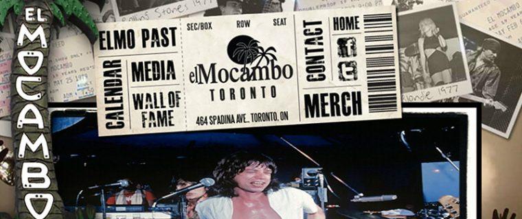 Toronto's El Mocambo Partners With Ticketmaster Canada