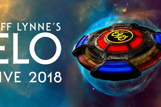 Jeff Lynne's ELO Plan Rare North American Run