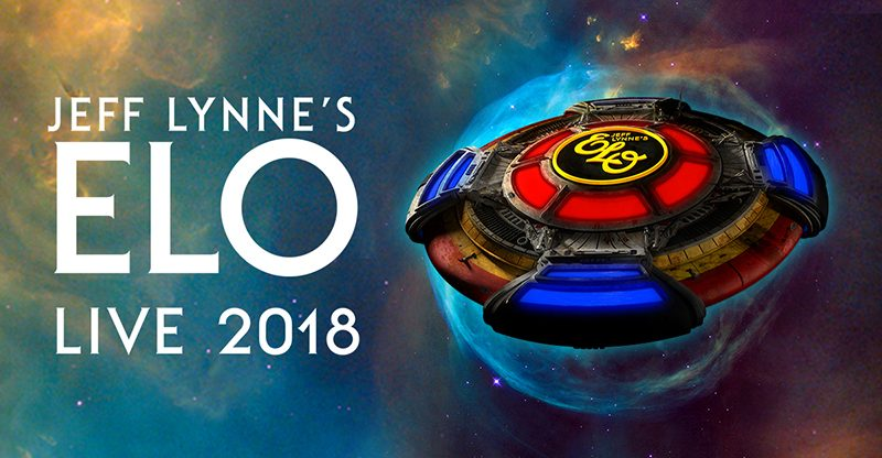 Jeff Lynne's ELO Plan Rare North American Run