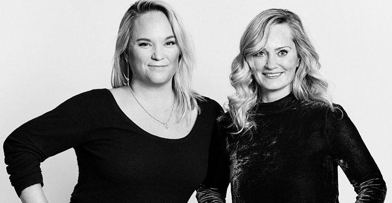 Anna Sjölund & Therése Liljedahl