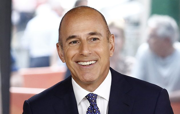Matt Lauer Terminated From NBC News