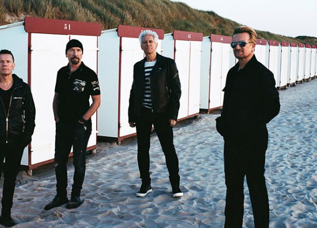 U2 To Perform Free Show In London Ahead Of MTV's European Music Awards