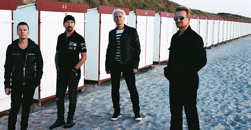 U2 Announces U.K. And European Dates