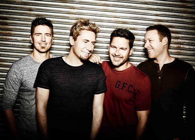 Nickelback Announces Las Vegas Concert Series