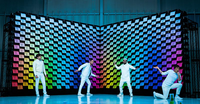 OK Go Debuts New Video Ahead Of Upcoming West Coast Tour