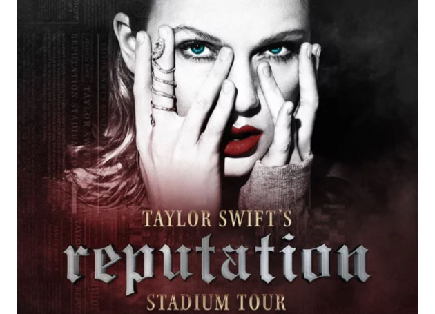 Taylor Swift Announces First Round Of Dates For Reputation Tour