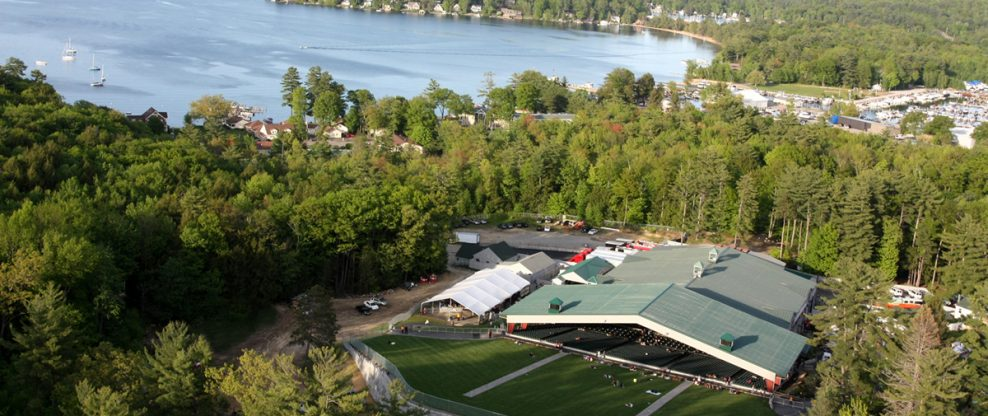 Live Nation Takes A Stake In Bank of New Hampshire Pavilion