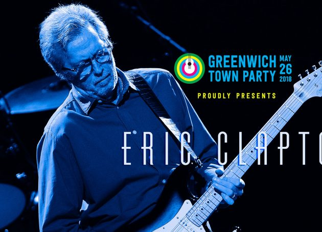 2018 Greenwich Town Party To Feature Eric Clapton