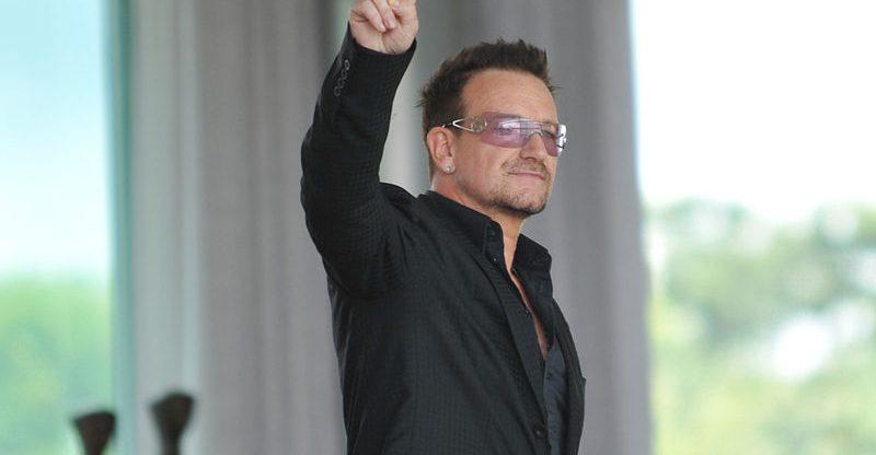 Bono's Near Death Experience