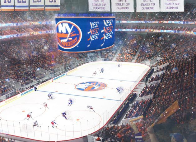 New York Islanders Will Have New Home
