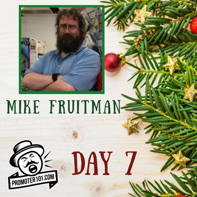 Twelve Days of Christmas DAY 7: Argus' Mike Fruitman