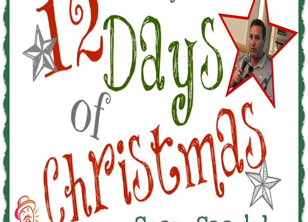 Twelve Days of Christmas DAY 9: Prudential Center's Sean Saadeh